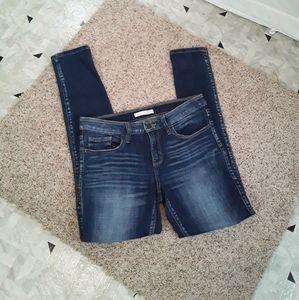 Daytrip Virgo Skinny Darkwash Jeans!!